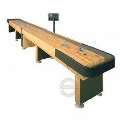 Champion Championship Shuffleboard Table