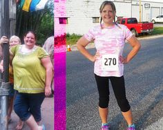 Read about Amy Penrod's incredible 130-pound weight-loss journey.