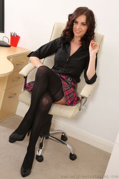Aneta smrhova pantyhose your idea