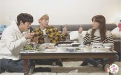 Doyoung Has Gong Myung Sweating Bullets As They Spend Time With Jung Hye Sung
