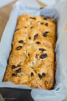 No Cook Desserts, Vegan Desserts, Loaf Cake, Vegan Cake, Scones, Cookie Recipes, Banana Bread, Deserts, Food And Drink