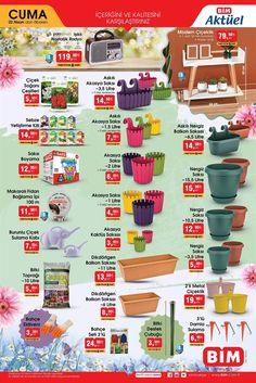 2 Nisan ve 8 Nisan 2021 tarihleri arasında tüm BİM marketlerde geçerli aktüel ürünler broşürü 4 sayfadan oluşmaktadır. BİM aktüel ürünler broşüründe Chef's Pro Blender Seti, Keyif Türk Kahvesi Makinesi, Kumtel Aspiratör ve Set Üstü Ocak, Mercusys Kablosuz Menzil Genişletici, bardak çeşitleri, termos, kettle gibi pek çok mutfak gereci, oyuncak ürünleri, çiçekçilik için gerekli kitler, saksı çeşitleri gibi pek çok ürün yer almaktadır. #bim #bimaktüel #broşür #katalog #indirim #aktüelürünler Kettle, Tea Pot, Boiler