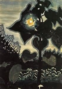 Image result for Moon Charles Burchfield
