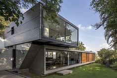 Últimas Fachadas Minimalistas modernas – Fachadas de Casas