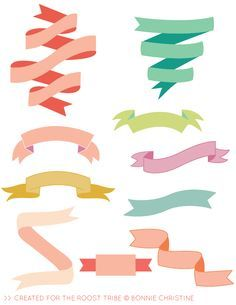 I've been into the banners lately! Lettering, Typography Design, Blog Design, Design Art, Portfolio Illustration, Banner Shapes, Graphic Design Inspiration, Banner Design, Illustrations Posters