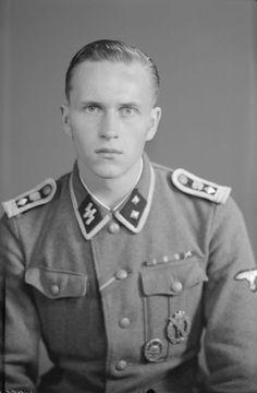 Finnish SS-Oberscharführer Mikko Korpijaakko