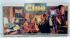 1992 CLUE Classic Detective Board Game 100% Complete by Parker Brothers