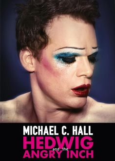 Michael C. Hall of 'Dexter' fame preps for something different: 'Hedwig and the Angry Inch' on #Broadway