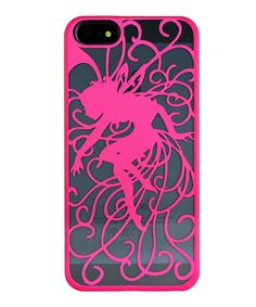 Love this Pink Fairy Case for iPhone 5/5s by Atomic9 on #zulily! #zulilyfinds