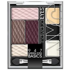N.Y.C. New York Color Individual Eyes Eyeshadow Palette, Green Eyes, 0.332 Ounce >>> Be sure to check out this awesome product. (This is an affiliate link) #Eyeshadow