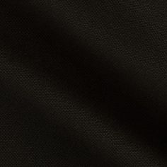 """60"""" Water Repellent Cotton Duck Black from @fabricdotcom  This 9 oz. medium/heavyweight water-repellent cotton duck fabric can be used for tote bags, back-packs, luggage, chair pads, futons, placemats, runners and aprons. Not intended for outdoor use."""