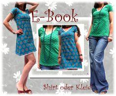 Shirt oder Kleid by #allerlieblichst