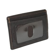 df8b478b11a9 DOPP Men s Leather Money Clip and Card Holder Wallet
