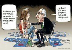 Love Bernie