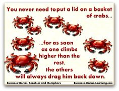 Storytelling And Metaphors For Business Business Stories, Business Tips, Online Business, If I Stay, Crabs, Storytelling, Climbing, Behavior, Website