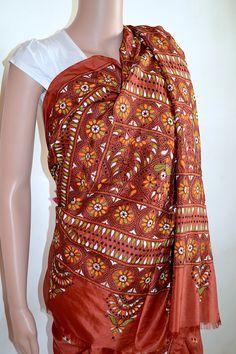 kantha saree - Google Search