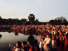 The real story behind Angkor Wat at sunrise