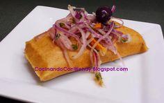 Cocinando con Wendy: TAMALES PERUANOS S/ CARNE - VIDEO