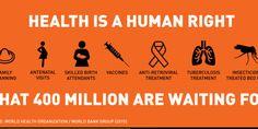 Soleterre aderisce alla Giornata Mondiale per la copertura sanitaria universale