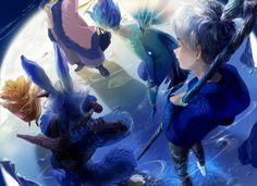 Rise of the Guardians Image - Zerochan Anime Image Board Jelsa, Disney Pixar, Disney And Dreamworks, Jackson Overland, Guardians Of Childhood, Jack Frost And Elsa, Rise Of The Guardians, Dreamworks Animation, The Big Four