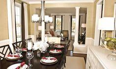 Model Home Interiors :: Portfolio :: Single Family