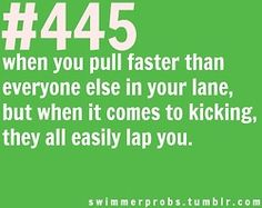 This just describes me. Oh wait. Just kidding. I go negative pace.
