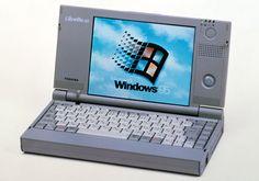 Toshiba Libretto 20, 1996.