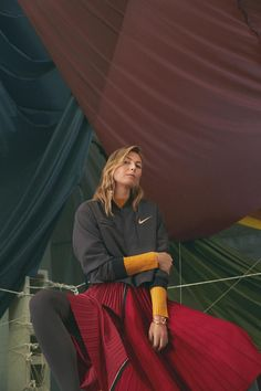 Maria Sharapova, Russian American, Fashion Network, Classic Cortez, Trending Photos, Nordstrom, Tennis Stars, Global Style, Laid Back Style