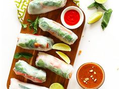 Healthy NOMS (23 photos with recipes)