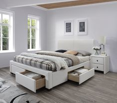 Modern interior design for amazing apartment Bedroom Bed, Bedroom Decor, Bedroom Furniture Design, Kids Room Design, Modern Interior Design, My Room, House Design, Home Decor, Lattes