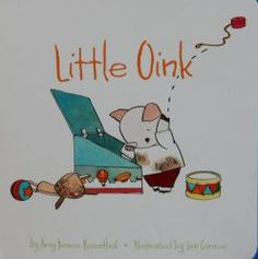 Can Little Oink become a mess maker?