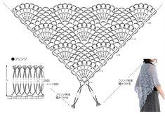 DIY Handmade: Chusty na szydełku - ponad 120 pięknych schematów i wzorów