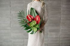 A little tropical, a little glam: this Cuban wedding inspiration is pure romance in Havana Event Planning, Wedding Planning, Shades Of Burgundy, Vendor Events, Wedding Themes, Wedding Ideas, Tropical Colors, Offbeat Bride, Pure Romance