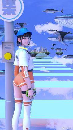 Illustration Girl, Digital Illustration, Fantasy Characters, Female Characters, Cold Girl, Anime Lineart, Cartoon Wallpaper Hd, Cute Japanese Girl, Female Character Design