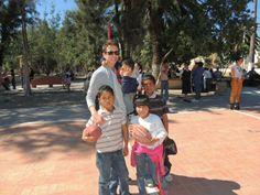 jovenes misioneros del Santo Padre