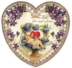 Valentine& Day Coloring Page Luxury Valentine S Day Fabric Block Vintage Postcard On Fabric Decoupage Vintage, Vintage Ephemera, Vintage Cards, Vintage Postcards, Valentine Images, Vintage Valentine Cards, Valentine Day Crafts, Valentine Hearts, Valentines Day Coloring Page