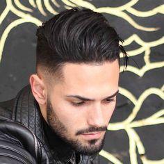 Resultado de imagen para cortes de cabello cortos para caballeros a la moda