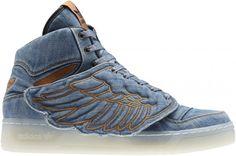 "adidas JS Wings ""Denim"""
