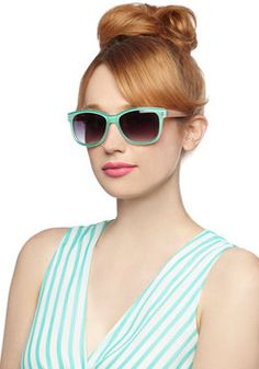 Made for Beach Other Sunglasses 11.99, #ModCloth