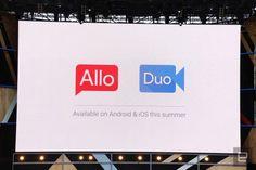 Google Hangouts tendrá a Allo y Duo de compañeros en Android
