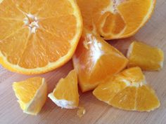 China / Naranja