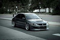 Mitsubishi Evo IX