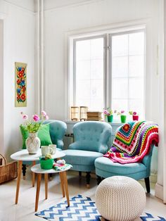 Chicdeco blog | | Crochet: a new trend in modern homes
