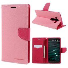 Köp rosa mobilplånbok från Mercury till LG V10 online: http://www.phonelife.se/mercury-fancy-diary-case-lg-v10-rosa