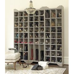 Have this shoe storage space!
