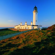 Mull of Galloway lighthouse, where I lived from 1985-1989 <3