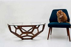 Журнальный столик как элемент декора интерьера — Мой дом