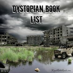 Dystopian Book List