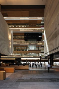 ANZ Centre / Hassell. Fantastic!