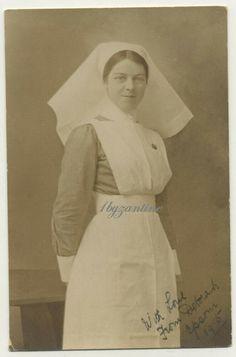 Epsom Nurse Women at Work Home Front Great War 1915 postcard G Graham Surrey World War One, Surrey, Graham, Cards, Military, Women, Ebay, Hama, World War I